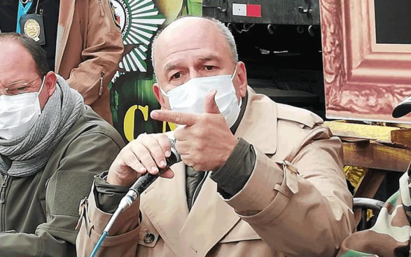 """¿Por qué el ministro Murillo dijo: """"Parece que Eva Copa estuviera enamorada de mí""""?"""