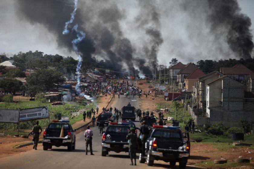 Conmoción en Nigeria por tiroteo mortal contra manifestantes