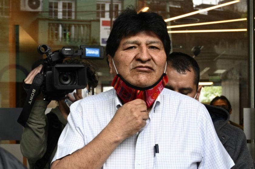¿Dónde está el expresidente Evo Morales?