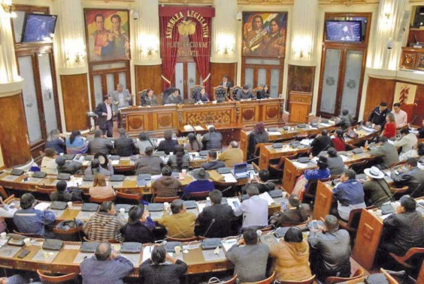 Conozca quiénes son los nuevos diputados y diputadas en Bolivia