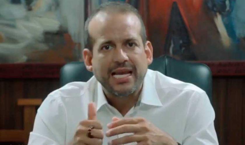¿Qué dijo Luis Fernando Camacho tras la difusión de los resultados oficiales?
