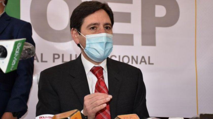 """Salvador Romero ratifica que los resultados  electorales """"son la transcripción fiel de lo que la ciudadanía votó"""""""