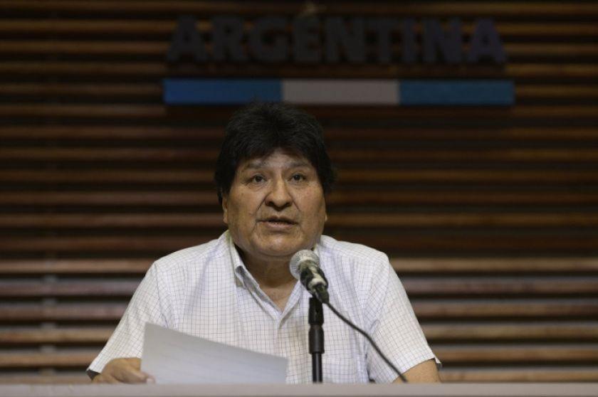 Andrónico Rodríguez anuncia cuándo será el retorno de Evo Morales