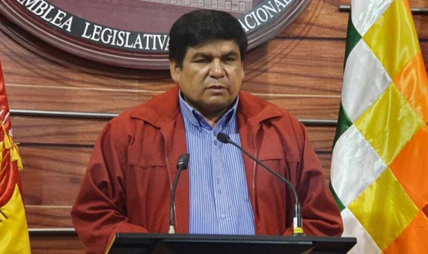 """Senador del MAS pide disculpas por la """"prepotencia"""""""