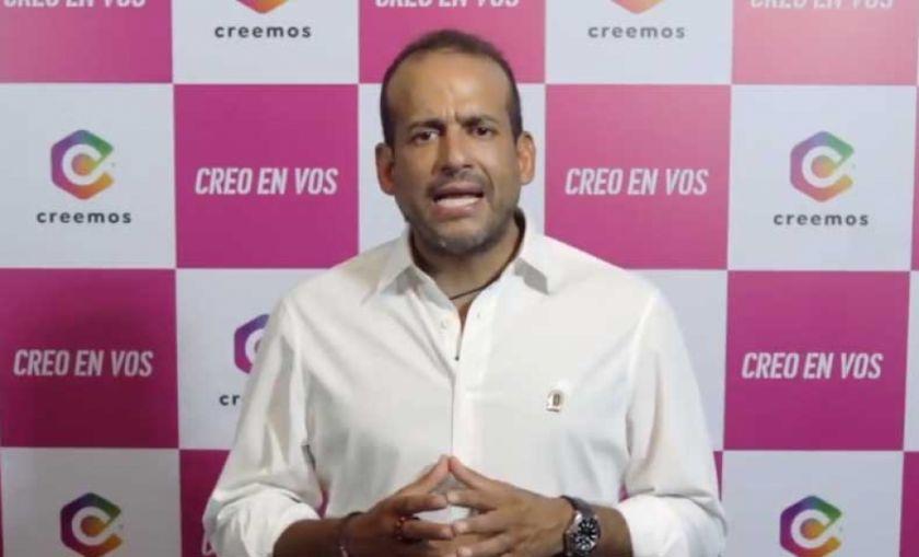 Fernando Camacho sostiene que Arce gobernará al estilo autoritario