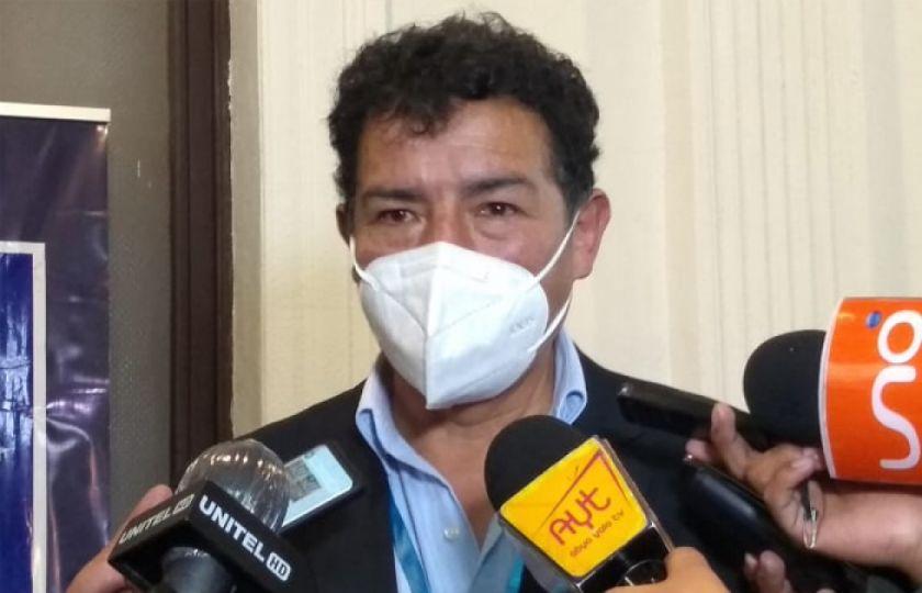 Borda afirma que Informe sobre Senkata-Sacaba se tiene que tratar