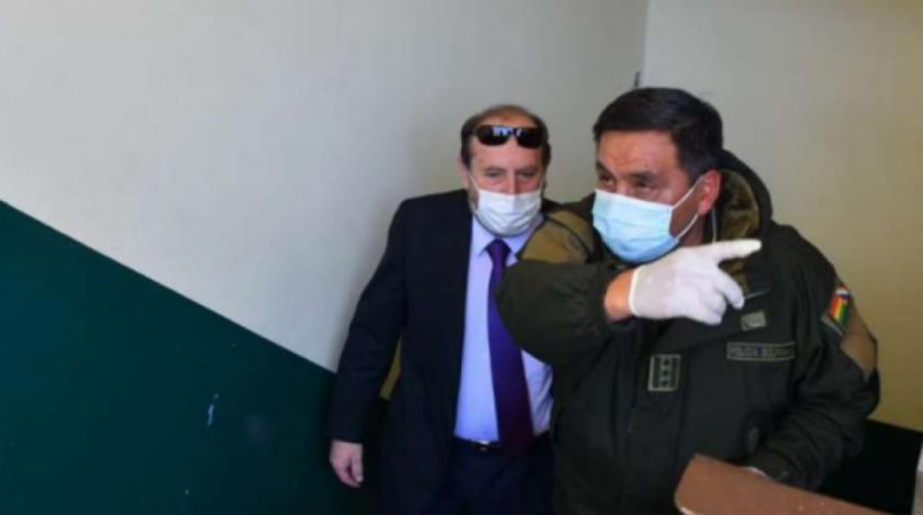 Caso Respiradores: Anulan imputación del exministro de salud Navajas