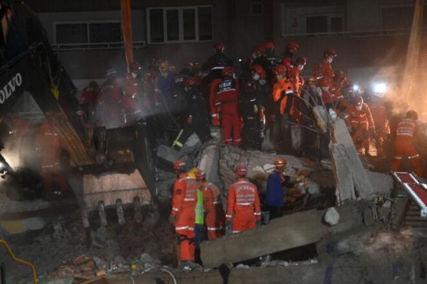 El balance del sismo en Turquía se agrava con casi 70 muertos