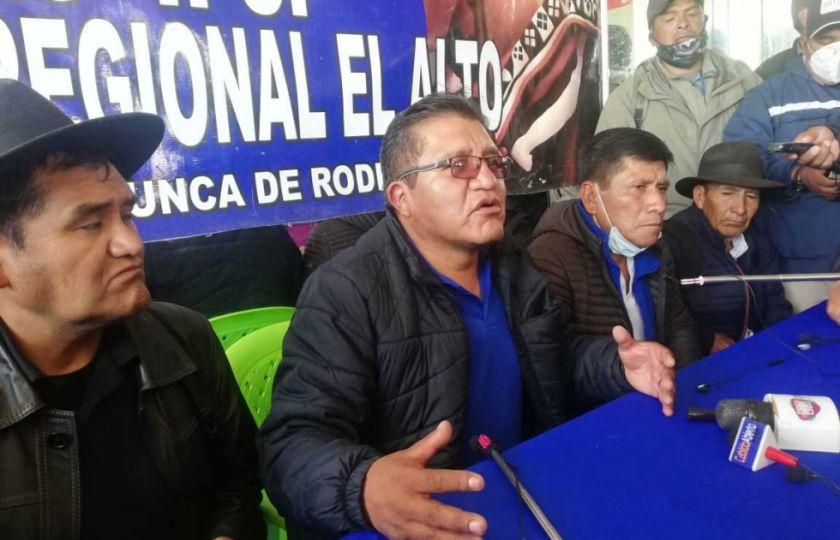 Facción del MAS en El Alto se decepciona con Gabinete y exige tres ministerios