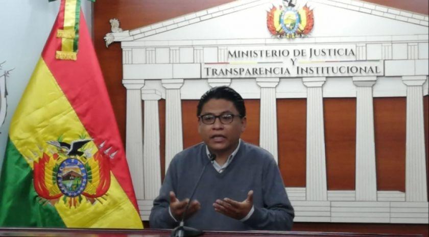 Ministro de Justicia pide revisar la acusación en contra del exguerrillero de las FARC Facundo Molares