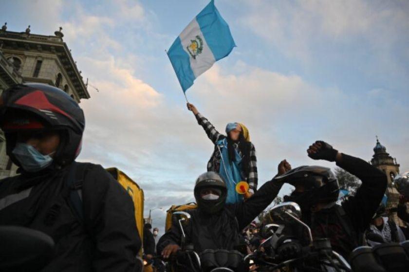 Congreso de Guatemala suspende proyecto de presupuesto que desató protestas