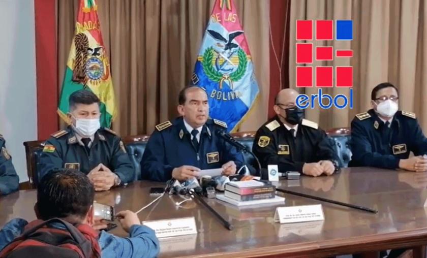 FFAA se pronuncian tras aprehensión de General por caso Sacaba