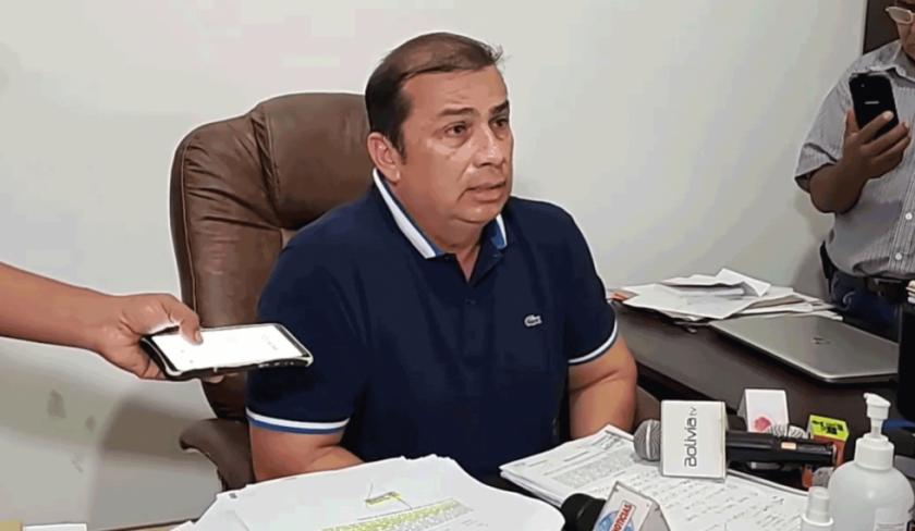 Exgobernador Ferrier denuncia que fue torturado en Chonchocoro