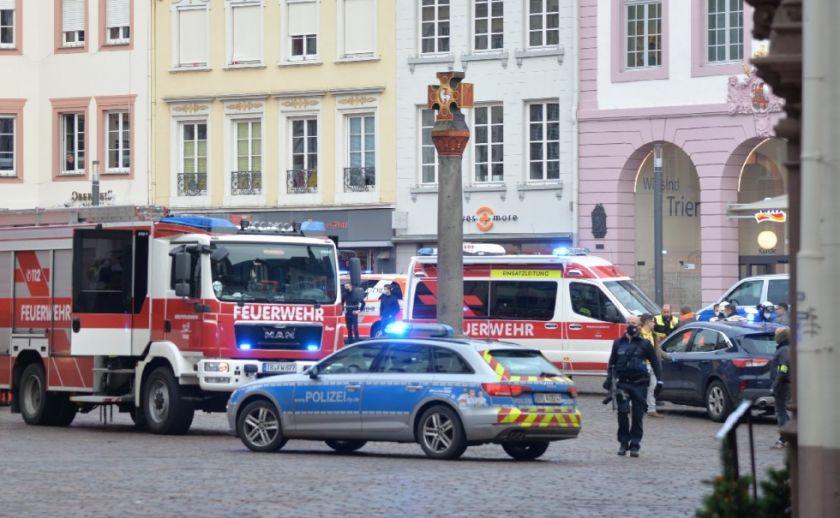 Dos personas mueren al ser arrolladas por un automóvil en la ciudad alemana de Tréveris