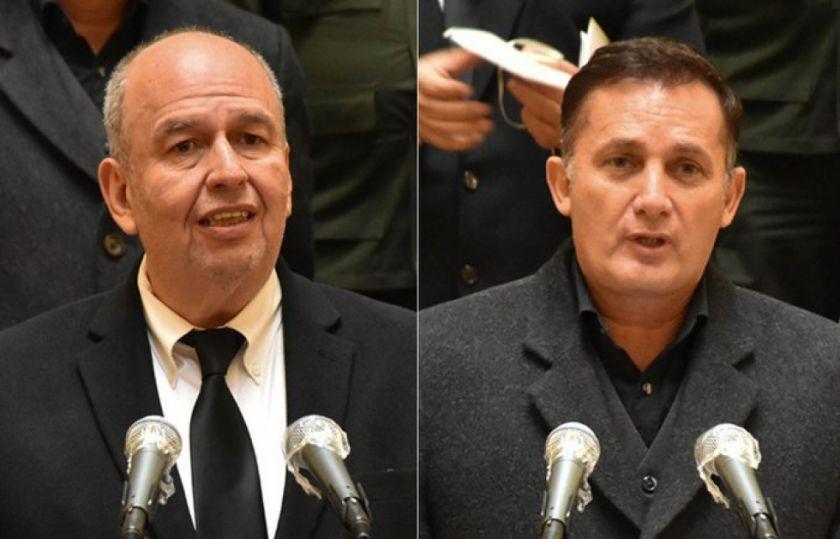 Policía confirma que Arturo Murillo y Fernando López están en EEUU