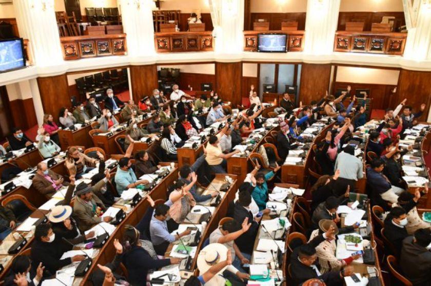 Diputados aprueban proyecto de ley de devolución de hasta el 5% del IVA a las personas que ganen menos de Bs 9.000