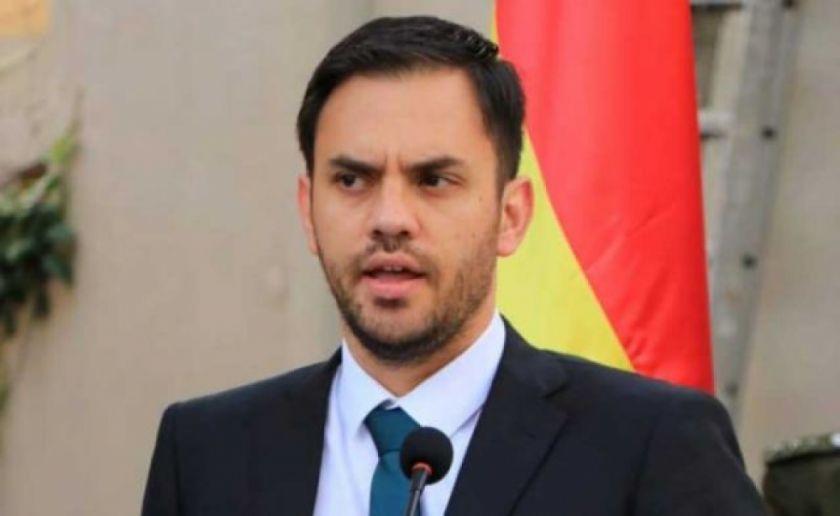 Ministro de Gobierno renuncia a su secreto bancario