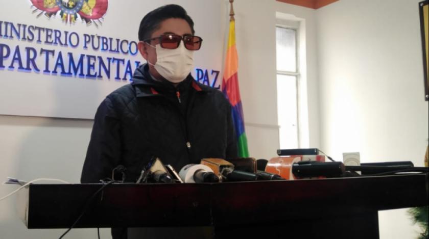 Fiscalía abre investigación contra exdirector del Segip por vulnerar privacidad de 592 personas