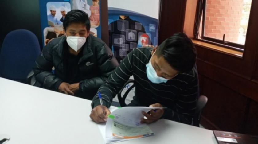 Nacional Seguros indemnizó a 12 familias que perdieron un integrante por Covid-19
