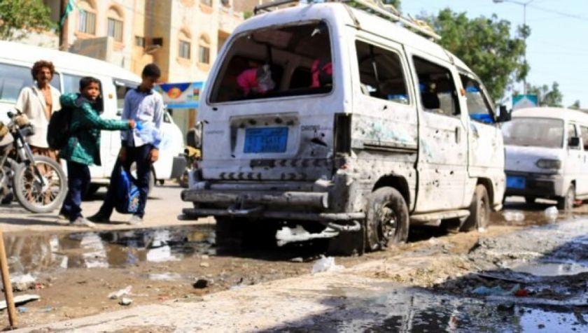 Cinco mujeres mueren en Yemen al caer un proyectil en sala de fiestas