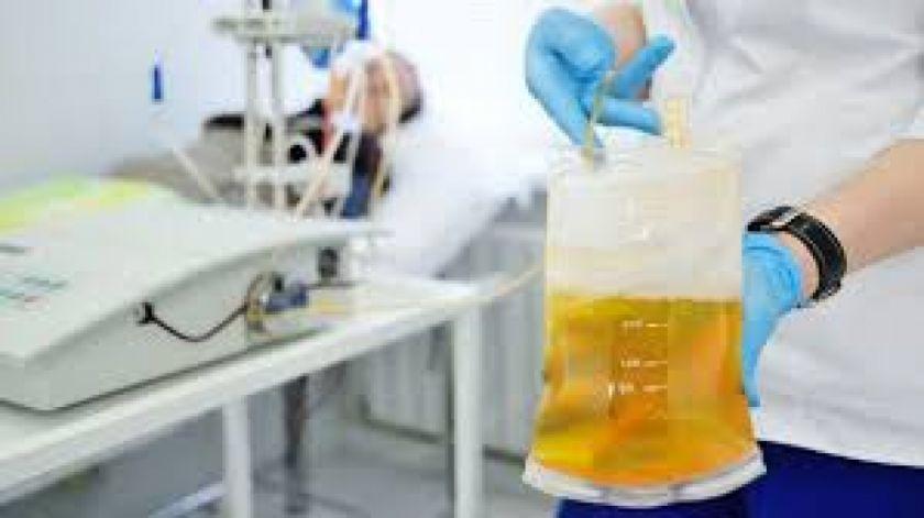 En Santa Cruz sube la demanda de plasma hiperinmune de recuperados del coronavirus