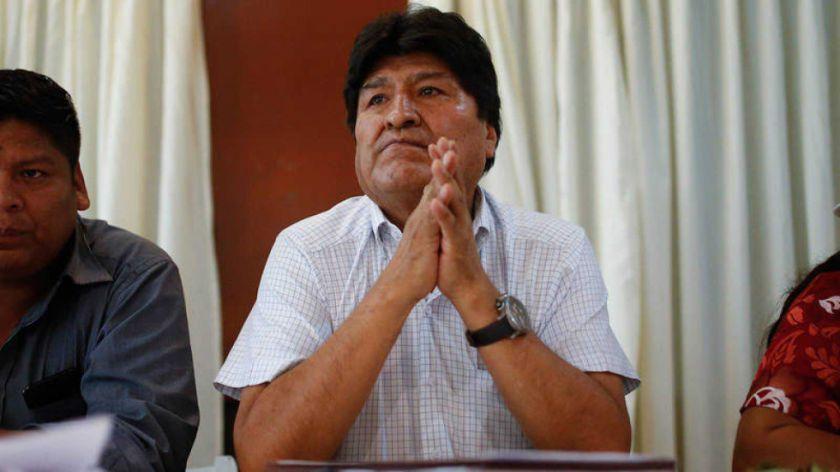 ¿Evo Morales dio positivo a coronavirus?
