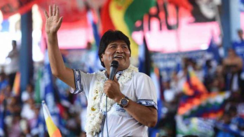 Se confirma que Evo Morales fue internado en Cochabamba por coronavirus