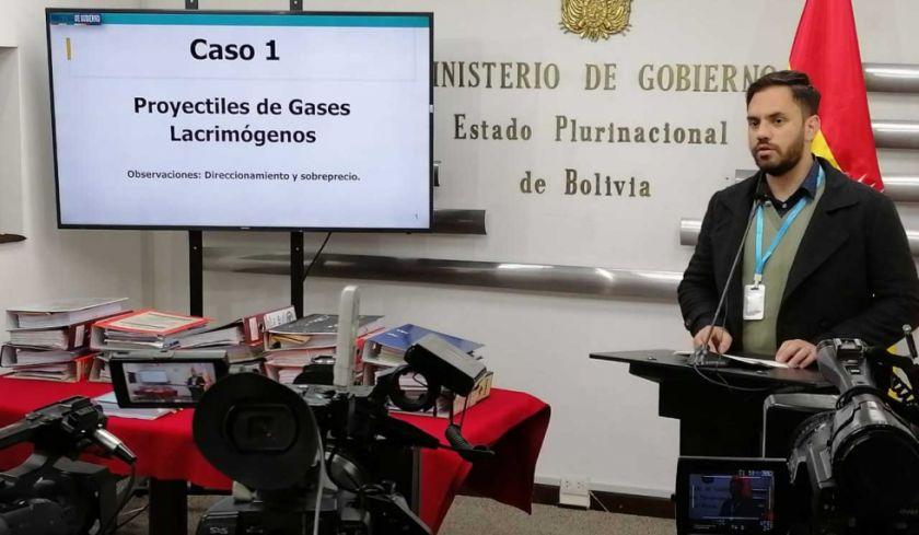 Gobierno afirma que auditorías detectan ocho contrataciones irregulares en la gestión de Murillo