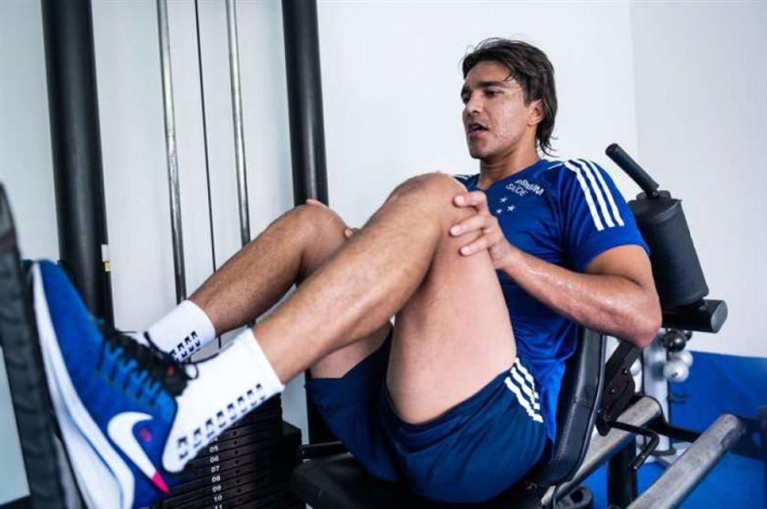 Cruzeiro negociará con Martins la permanencia del atacante en el club de Belo Horizonte