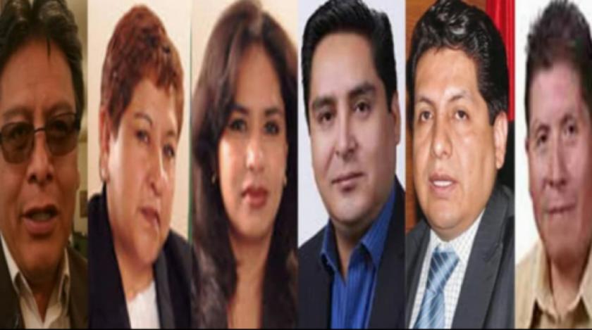 Exmagistrados que avalaron la reelección indefinida se beneficiaron con juicio en la ALP