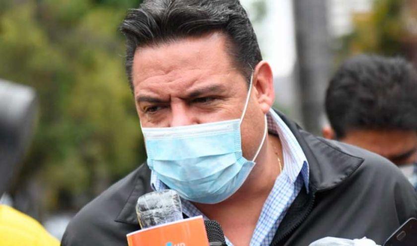 Revilla afirma que apoyo de CC a Iván Arias es 'de conveniencia'