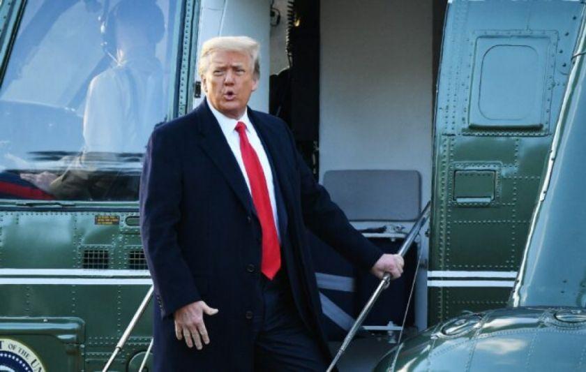 """Trump se niega a testificar en juicio político que tacha de """"inconstitucional"""""""