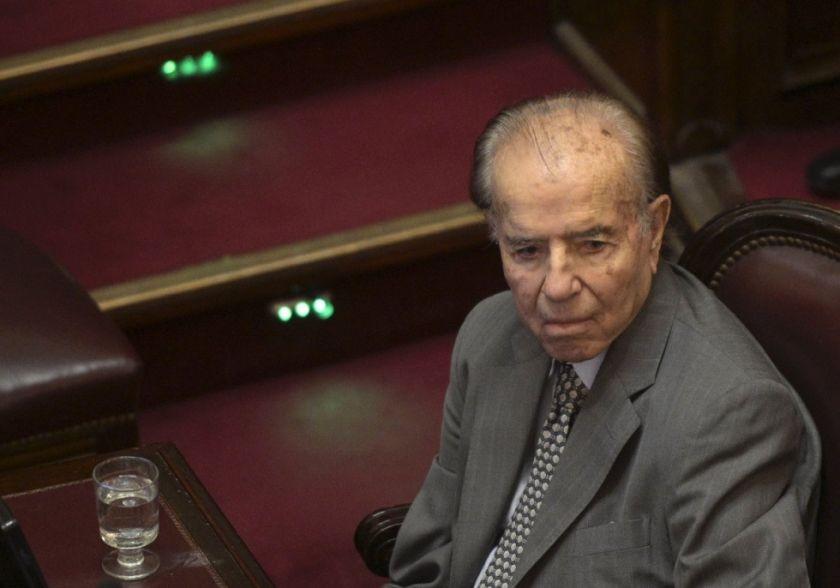 Fallece el expresidente argentino Carlos Menem a los 90 años