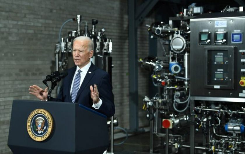 Biden pone a los aliados en el centro de la diplomacia de EEUU