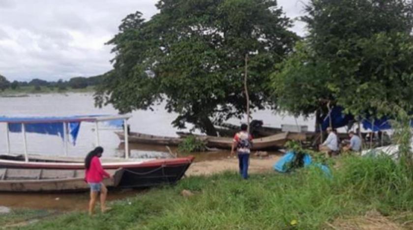 Más de 2.500 familias en el Beni quedaron afectadas por rebalse de ríos