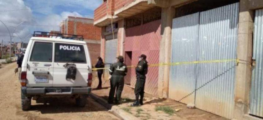 Feminicidio, doble infanticidio y suicidio conmocionan en Sucre