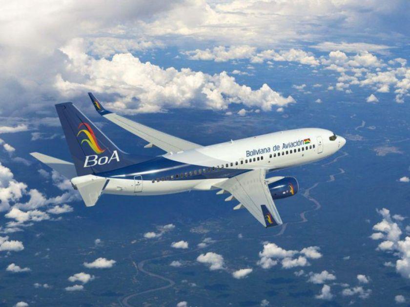 Avión de BoA que transporta 500.000 vacunas chinas ingresa a espacio aéreo boliviano