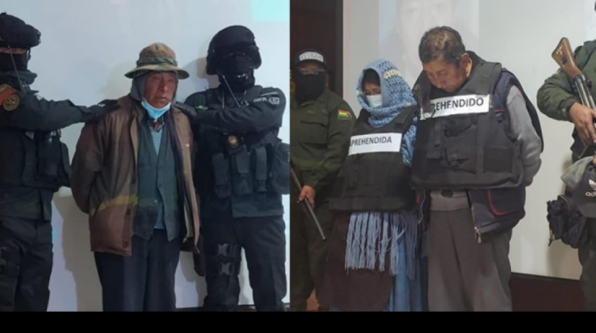 Reportan un feminicidio y el asesinato de una persona que iba a comprar un taxi en El Alto