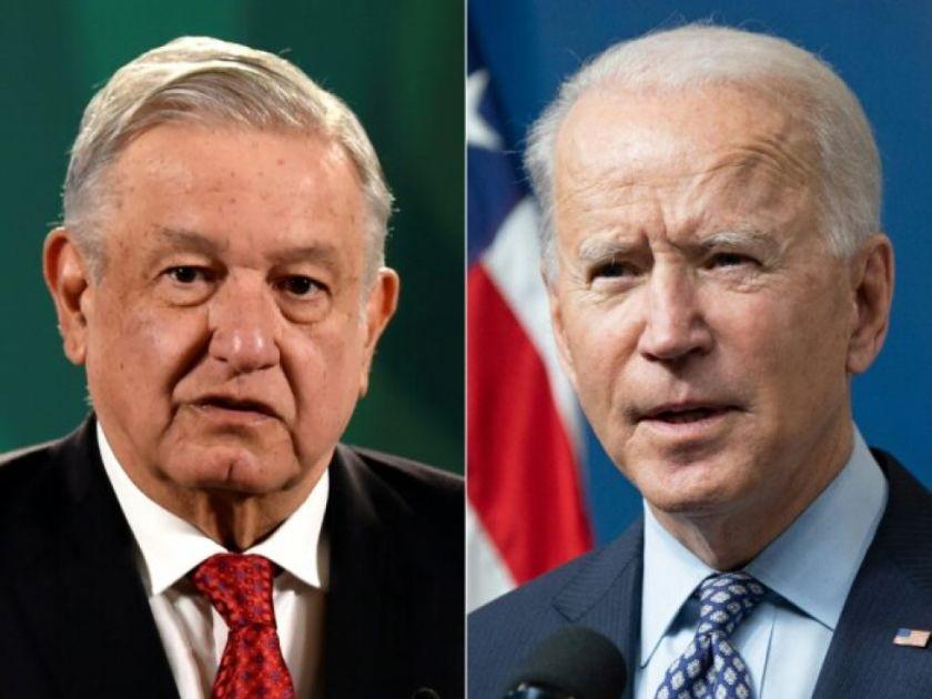 Biden sostendrá segunda bilateral virtual de su mandato el lunes con presidente de México