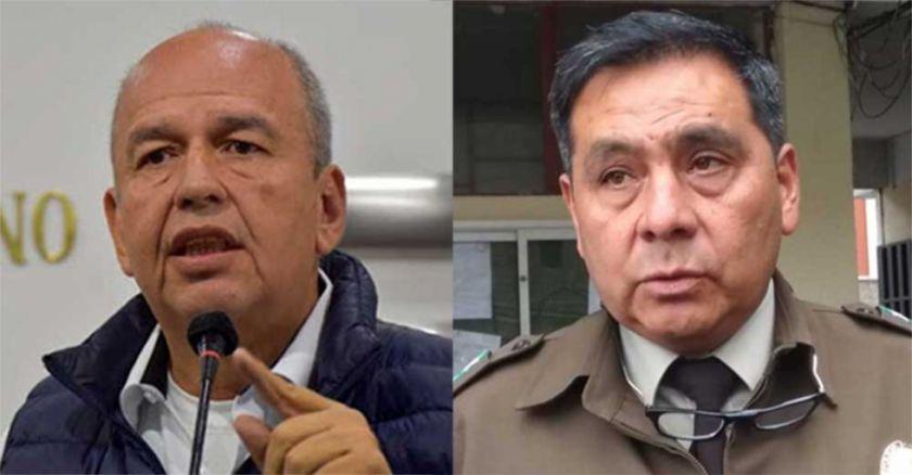 Fiscalía evalúa ampliar investigación contra Murillo y Rojas por condecoraciones falsas