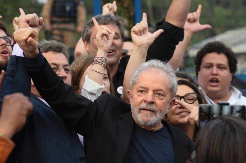 Regreso de Lula redistribuye las cartas en el Brasil de Bolsonaro