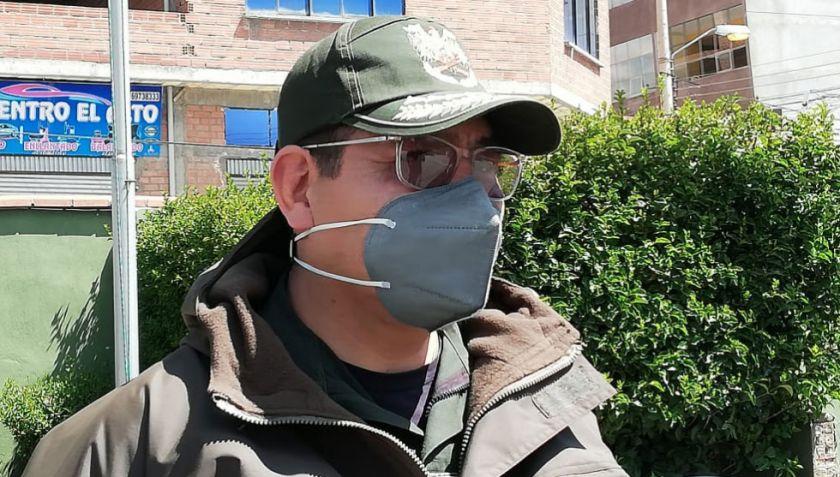El Alto: Ocho deudores de asistencia familiar fueron aprehendidos al momento de presentarse a votar
