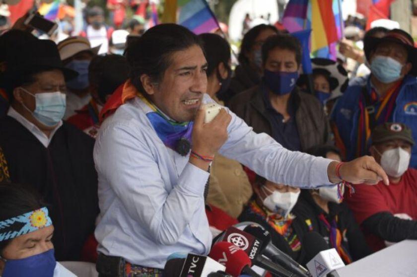 Tribunal de Ecuador niega recuento de votos y deja fuera del balotaje a líder indígena