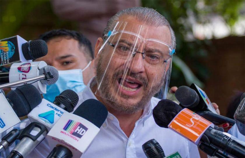 "Comité cívico cruceño coordina reunión con autoridades opositoras electas en contra la ""persecución política"""