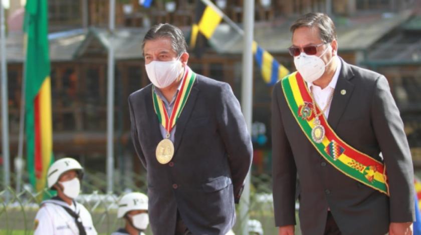 Analista: Arce y Choquehuanca engañaron con un discurso conciliador y de esperanza