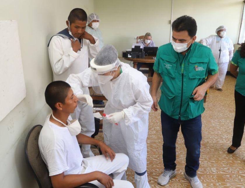 Sedes de Santa Cruz destina vacunas en la frontera con Brasil para evitar un 'debacle epidemiológico'