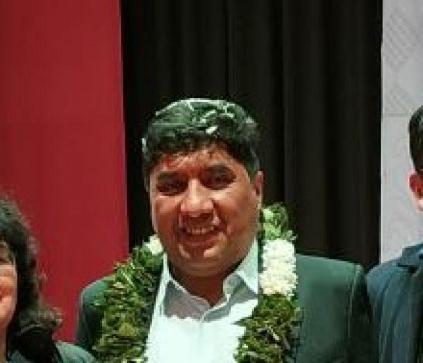 Potosí ya tiene un nuevo director departamental de Educación