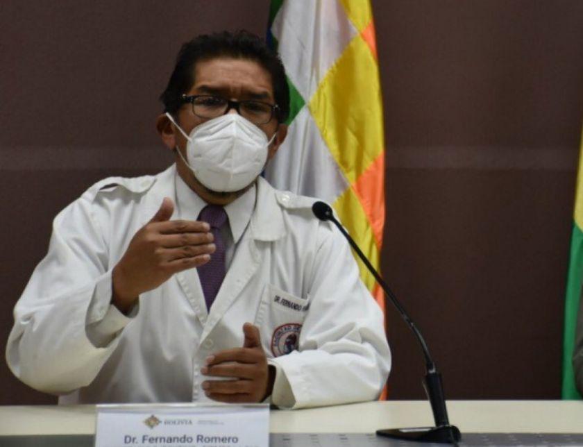 El ejecutivo del Sirmes anuncia que el sector salud en La Paz se sumará al bloqueo desde este martes