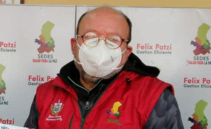 Sedes La Paz afirma que se garantiza vacunas para 55 mil mayores de 80 años