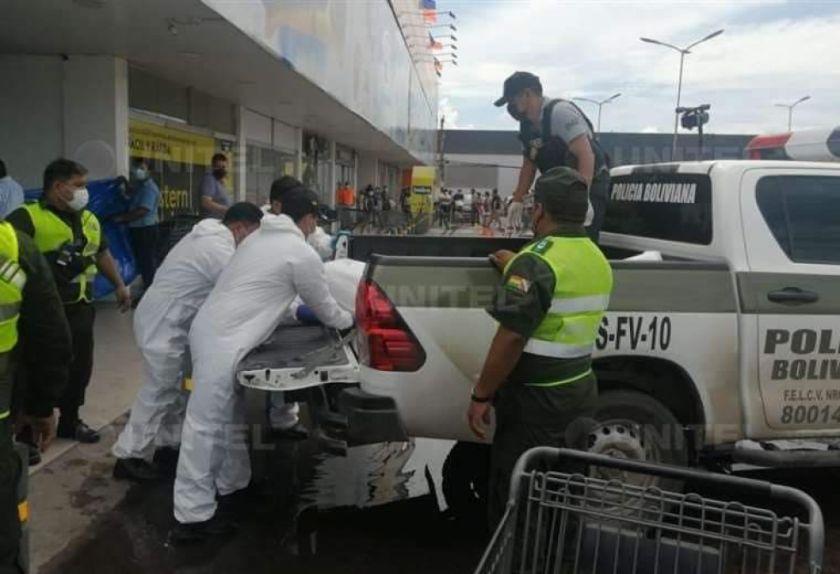 Hombre acusado de degollar a su expareja en Santa Cruz es enviado a la cárcel de Chonchocoro